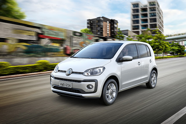 Volkswagen Up! 2018 - versão Move-Up!