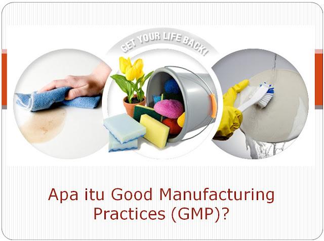 Penerapan GMP Untuk Memproduksi Makanan yang Baik