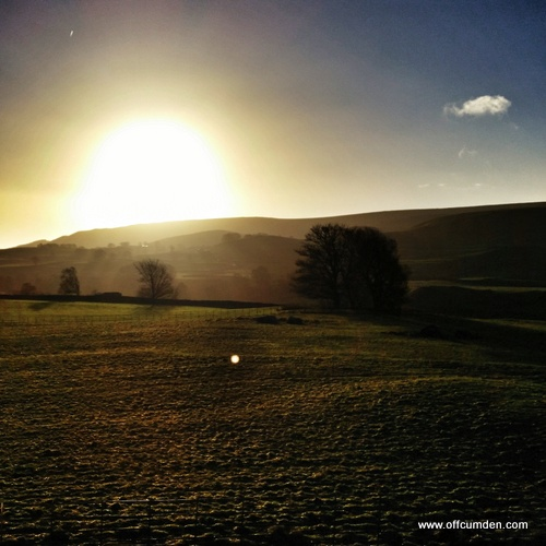 Yorkshire Dales sunrise