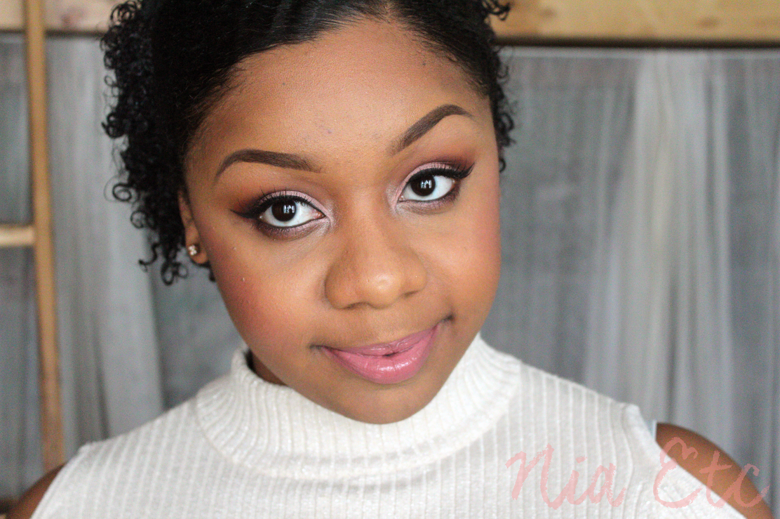 Dawn of Spring - Pink Make Up Look 6