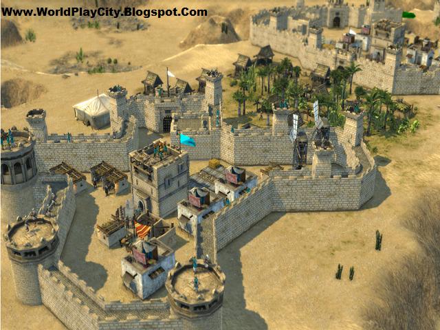 Stronghold Crusader 2 High Compressed Free Download latest Crack