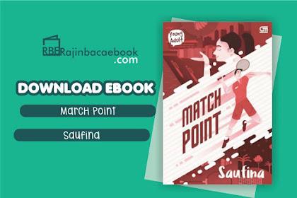 Download Novel Match Point by Saufina Pdf