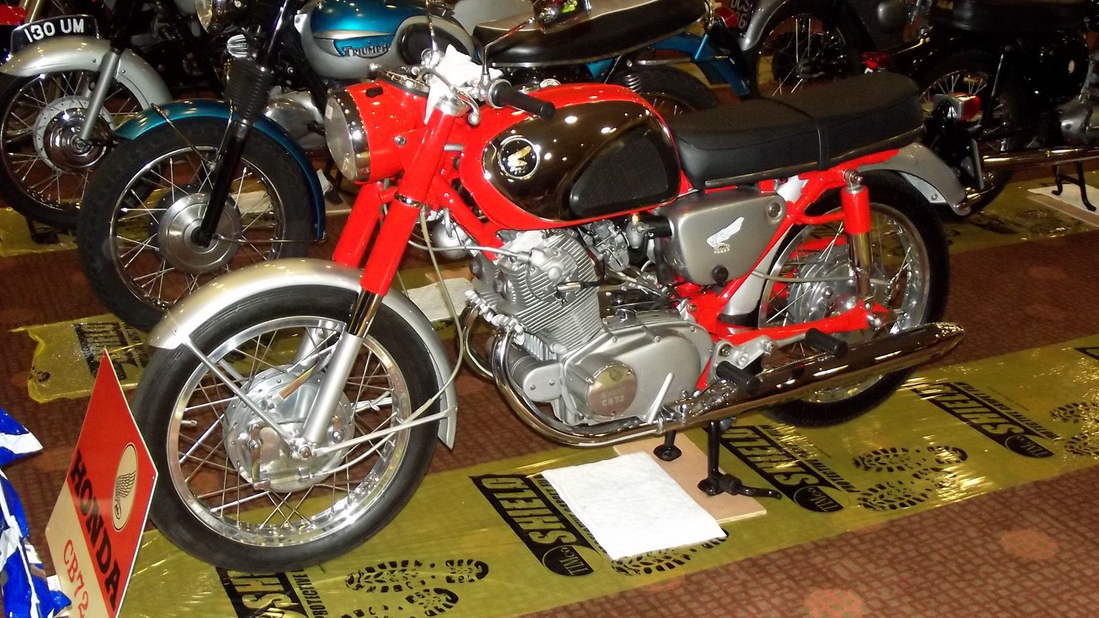 tales from the road: ayr classic motorcycle show