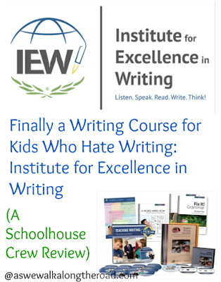 Teaching writing with the Institute for Excellence in Writing