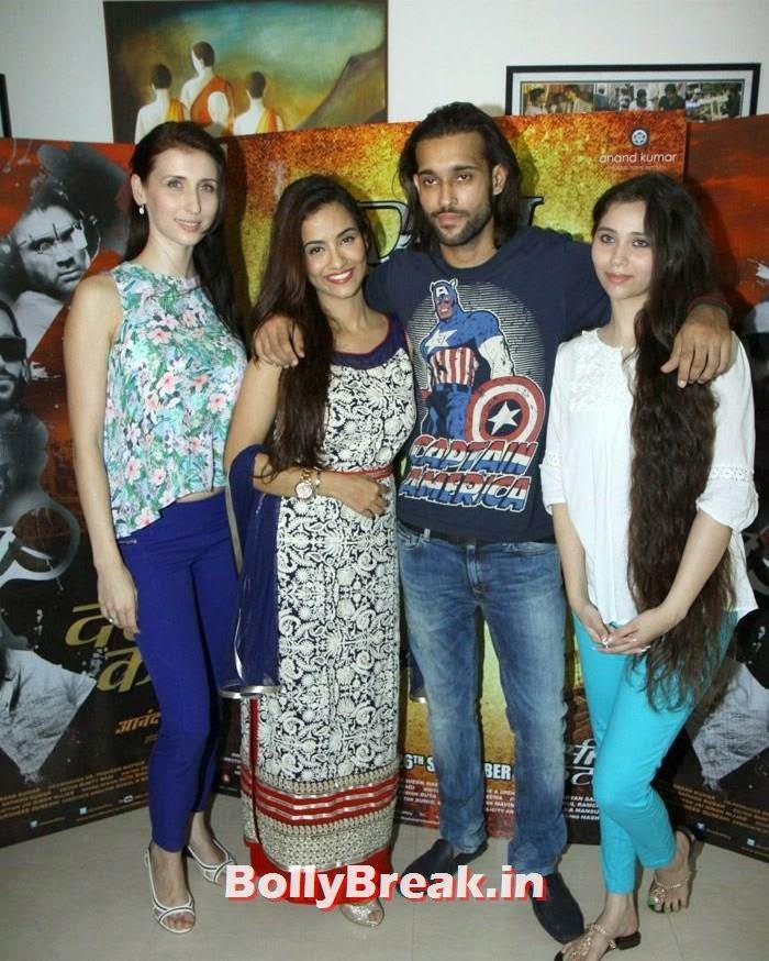Claudia Ciesla, Tia Bajpai, Akhil Kapur, Sasha Agha, Claudia Ciesla, Tia Bajpai, Sasha Agha Hot images from movie 'Desi Kattey' PC
