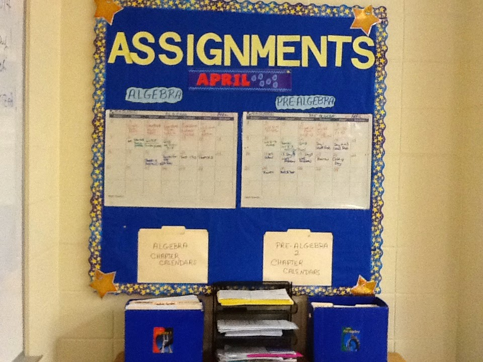 Assignments for