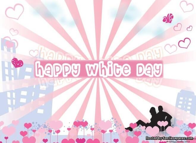 Sambutan Hari Putih, White Day