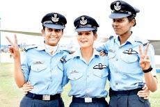 [KEREN] India Sekarang Punya Tiga Penerbang Pesawat Tempur Wanita