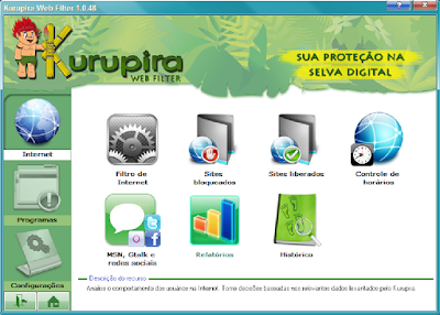 KURUPIRA WEB FILTER FREE 1.0.48