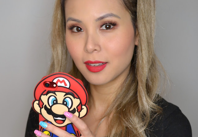 Shu Uemura Super Mario Collection Review Swatches