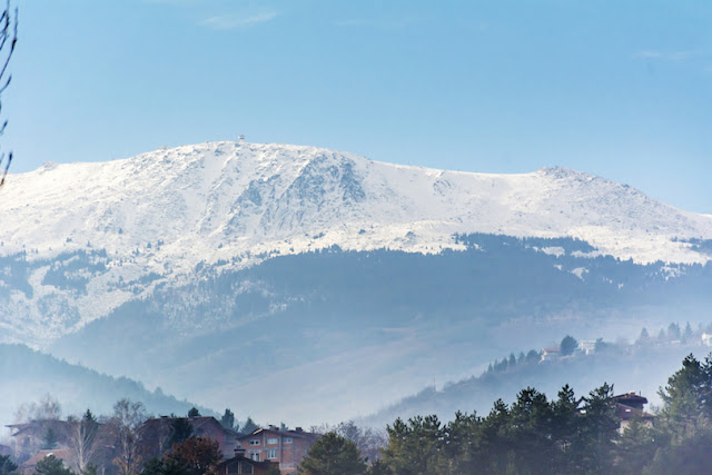 Vitosha Mountain