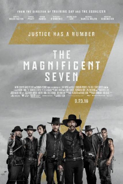 Film The Magnificent Seven (2016)