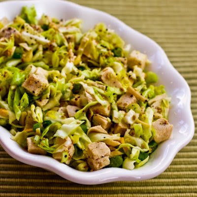 20 Low-Carb Beat-the-Heat Chicken Salads from Rotisserie Chicken found ...