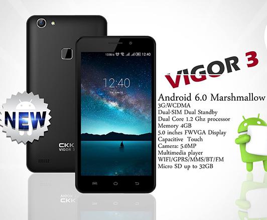 CKK Vigor 3 Firmware/Stock Rom Update - Mobile Repair