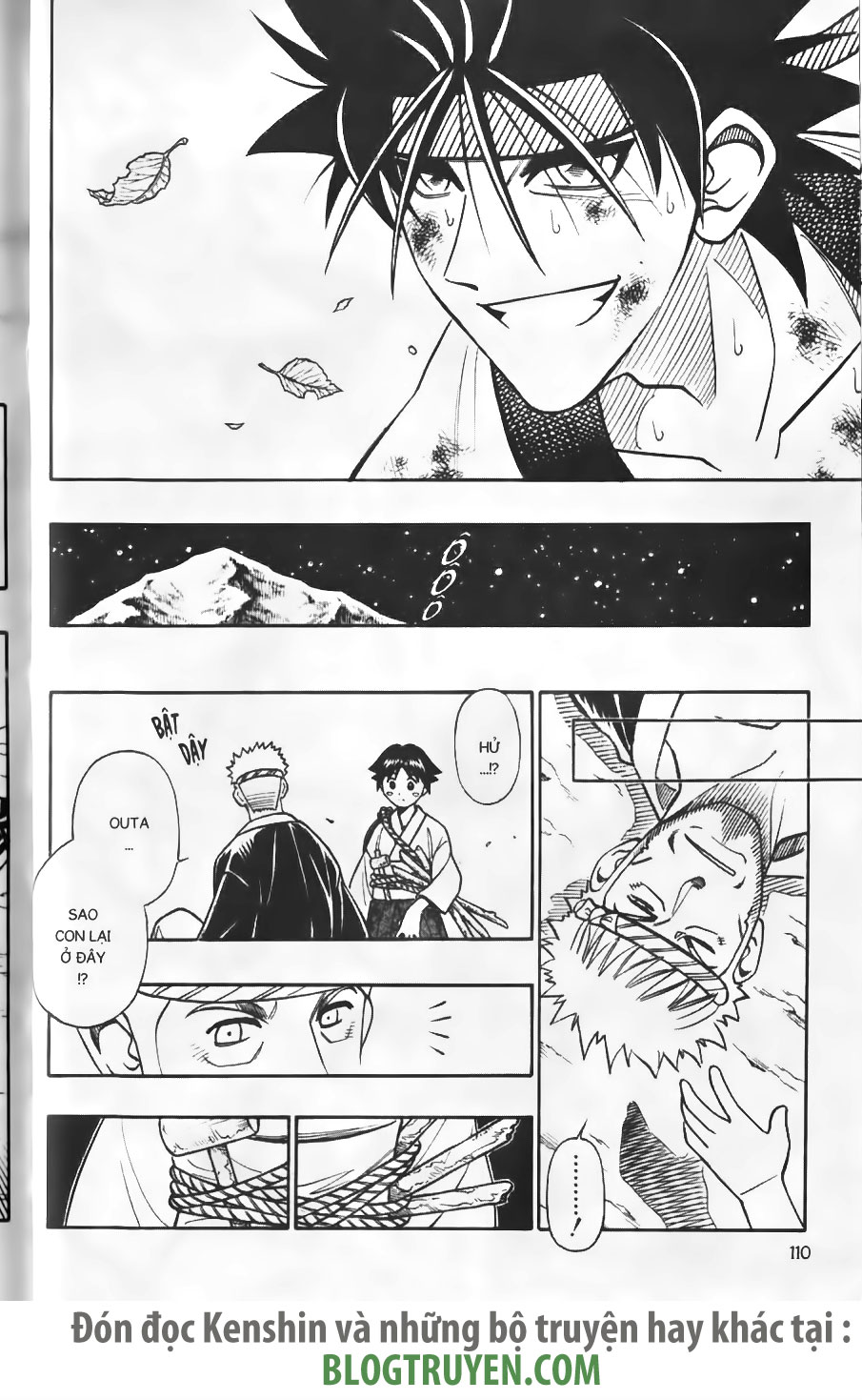 Rurouni Kenshin chap 233 trang 16