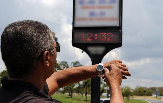 Com a vigência do horário especial, o Brasil terá quatro fusos diferentes, uma vez que os estados das regiões Norte e Nordeste permanecerão no horário normal.