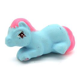 My Little Pony Blue Baby Year Twelve Surprise Twins Pony G1 Pony