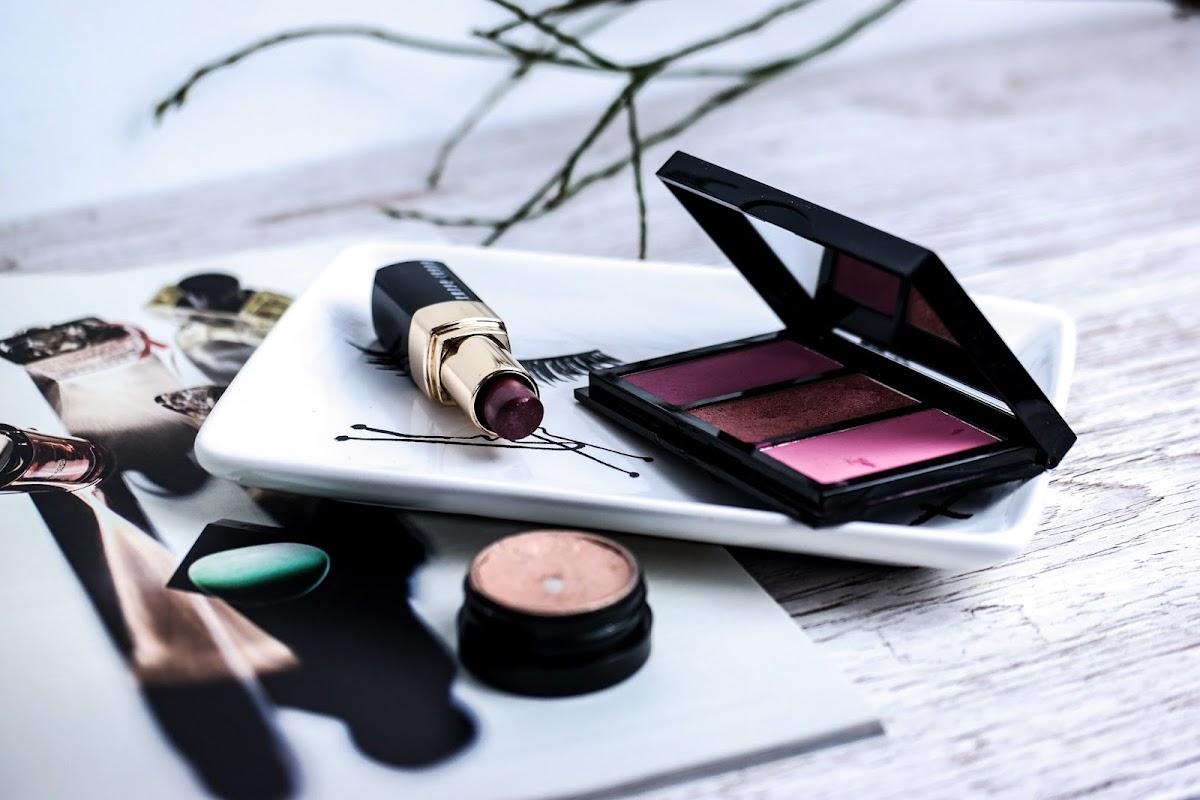 Lippenstift, Eyeshadow, Highlighter