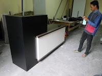 Pesan Furniture Desain Sendiri - Furniture Kantor Semarang