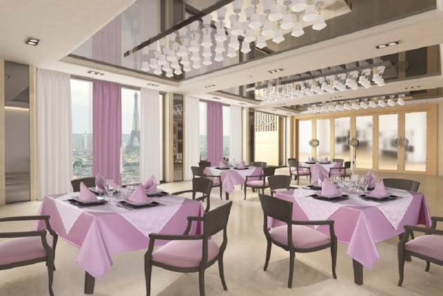 Design interior Restaurante stil clasic modern - Arhitect / Amenajari interioare - Bucuresti