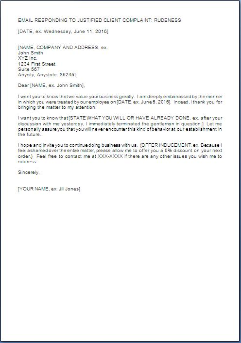 formal apology letter template - Example Of A Apology Letter