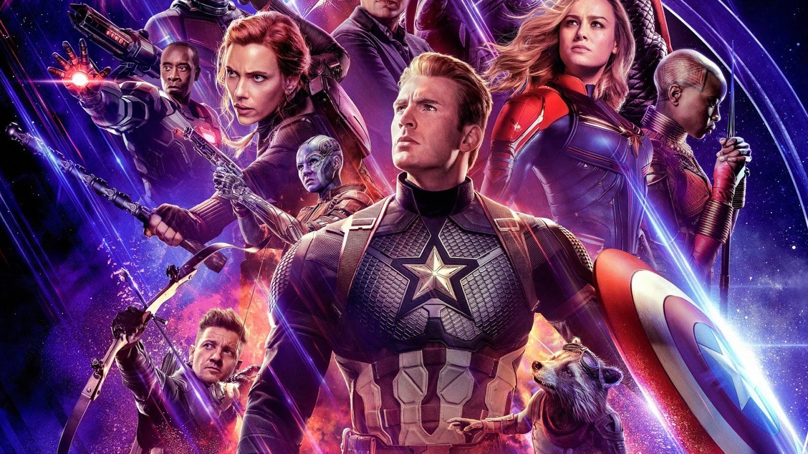 avengers endgame 2019 hollywood dual audio mkv: Avengers