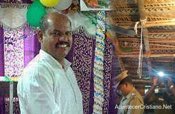 Pastor pentecostal asesinado por evangelizar en la India
