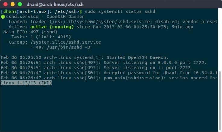 How to change SSH port on Manjaro Linux - Manjaro Tutorial