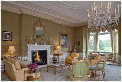 interior rumah david beckham