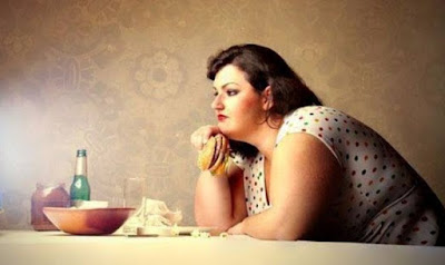 4 Penyebab Anda Tetap Gemuk Meski Makan Sedikit