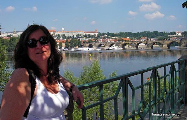 Praga, República Tcheca - Ponte Carlos