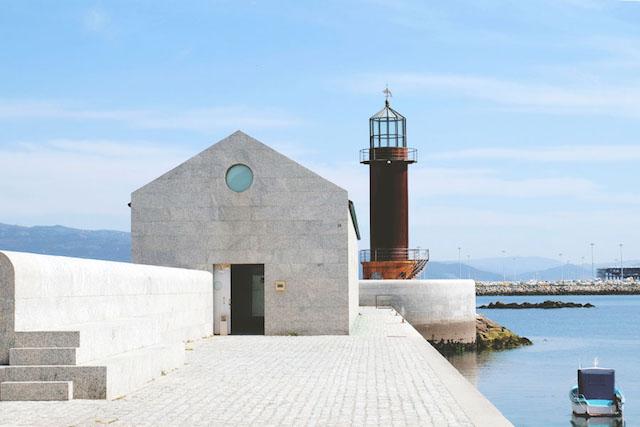 Museu do Mar em Vigo