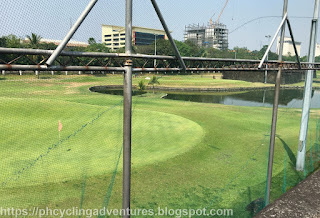 Intramuros Wall Golf Course