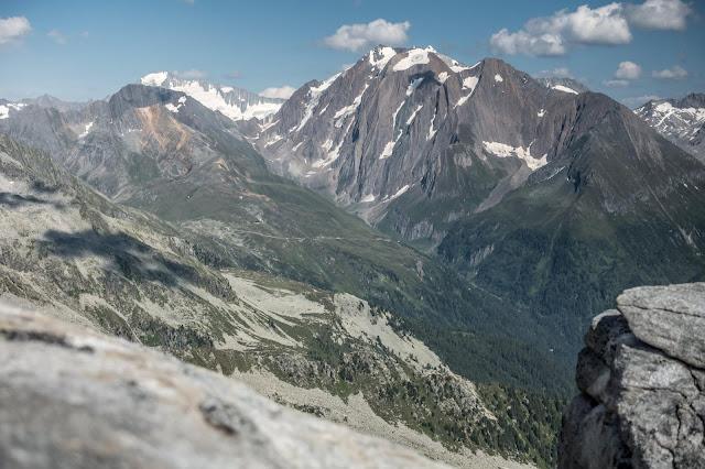 Panorama Mountainbike Tour Europahütte Serzing