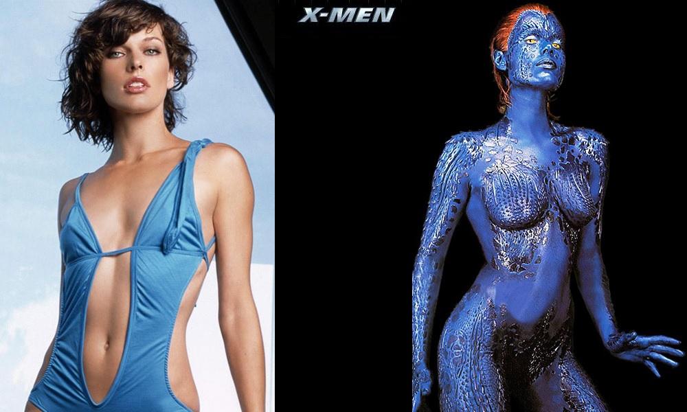 X Men 2000 Characters The Blog of Bob Garlen...