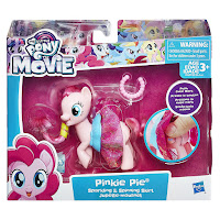 MLP the Movie Pinkie Pie Sparkling and Spinning Skirt Brushables