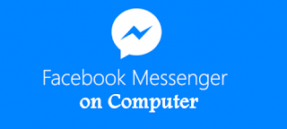 use messenger on computer