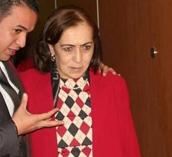 تعزية في وفاة السيدة فضيلة قديري النائبة البرلمانية السابقة و الفاعلة الجمعوية ببرشيد