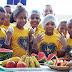 Ação de reeducação alimentar promove alimentação saudável para crianças e adolescentes do Bairro dos Coelhos