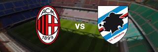 مباشر مشاهدة مباراة ميلان وسامبدوريا بث مباشر 28-10-2018 الدوري الايطالي يوتيوب بدون تقطيع
