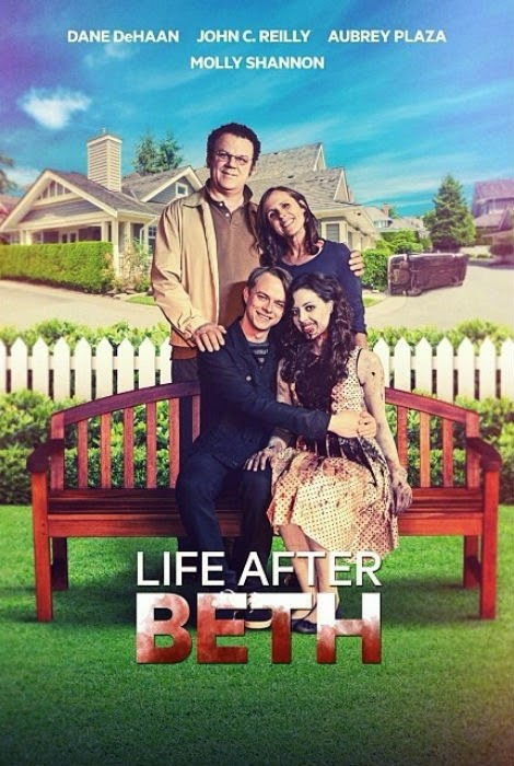 Trailer And Poster Of Life After Beth Starring Aubrey Plaza And Dane