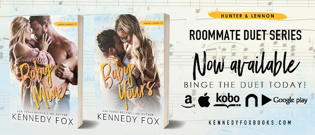 Blog Tour & Review: Baby Yours by Kennedy Fox