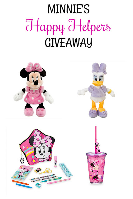 Enter to win a BIG Minnie's Happy Helpers prize pack!