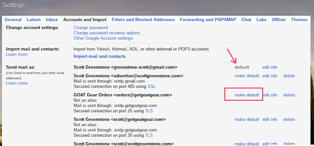 how to change google email name