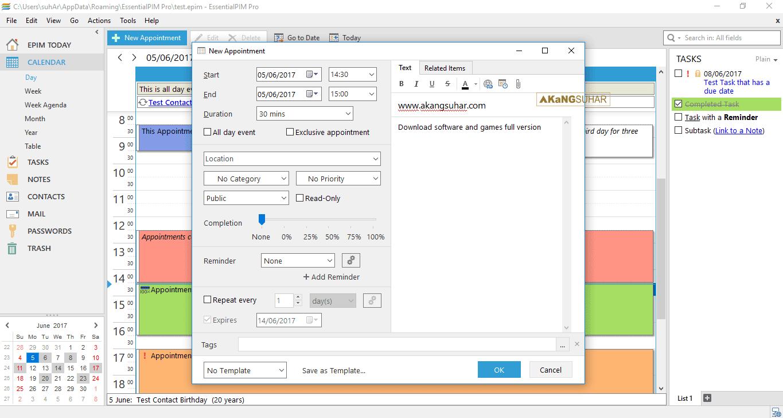 Download EssentialPIM Pro 7.5 Full Serial Number Latest Version