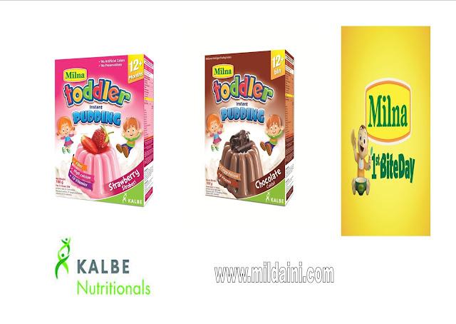 Milna , Ahlinya Makanan Bayi Praktis