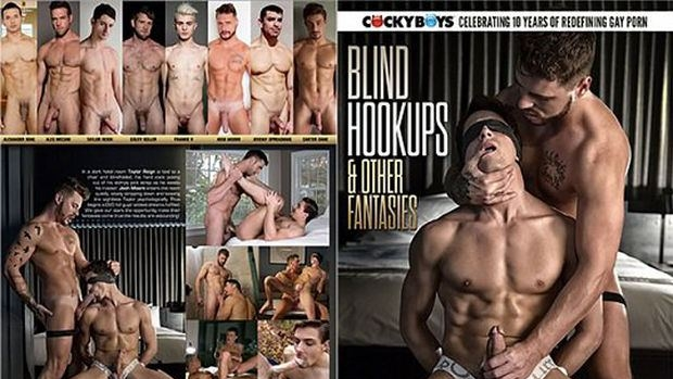 Blind Hookups & Other Fantasies / 2017