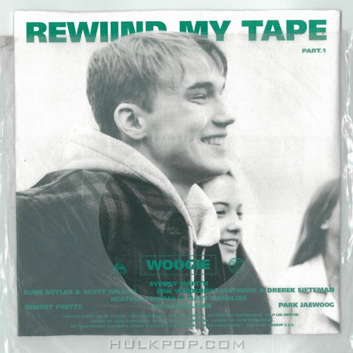 WOOGIE – REWIND MY TAPE part.1 – EP