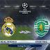 مشاهدة مباراة ريال مدريد وسبورتينج لشبونة بث مباشر دوري أبطال أوروبا
