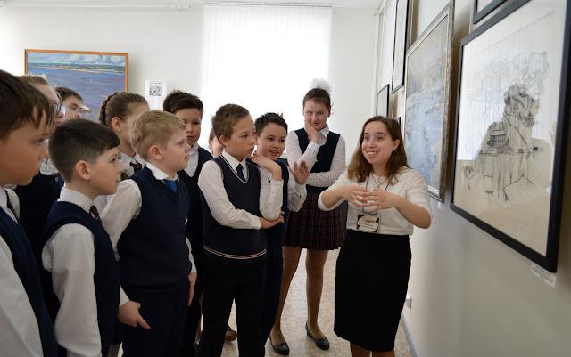 Фото 2. Программа для школьников «Чебоксары: вчера, сегодня, завтра»